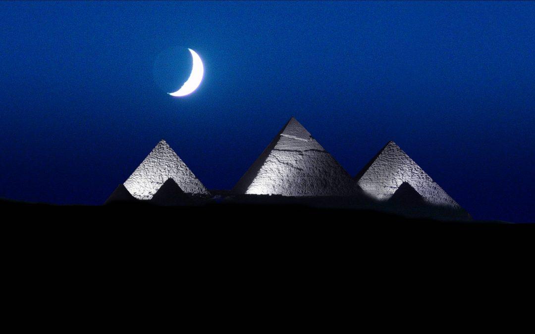 El significado astrológico de la gran pirámide de Giza